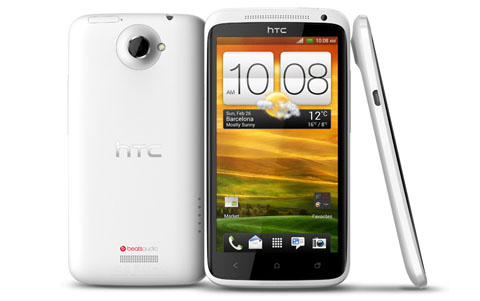 HTC One X - Hp Android Terbaik