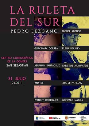 """62 años despues vuelve la obra de Pedro Lezcano"""" Ruleta del Sur"""" de la mano de  FolK Canarias."""