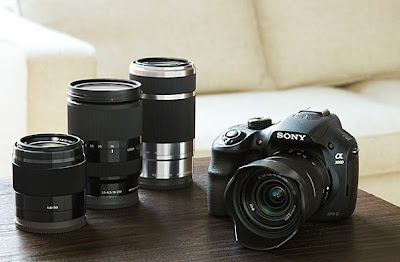 Sony A3000, new Sony camera, mirrorless camera
