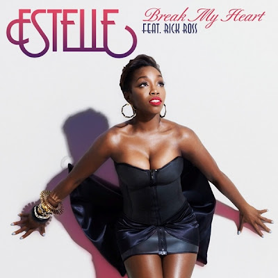 Estelle - Break My Heart (feat. Rick Ross) Lyrics