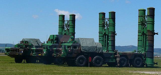 Rudal S-300 Anti-Udara Jarak Menengah