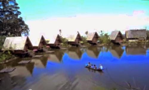 Dusun Bambu, Tempat Wisata Di Lembang