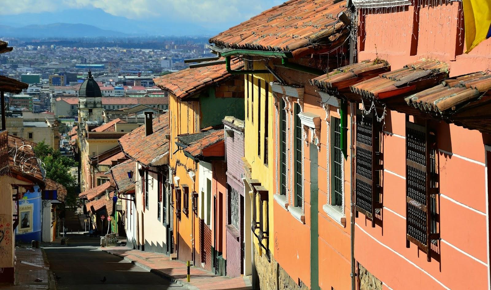Travel Amp Adventures Bogota A Voyage To Bogota Colombia