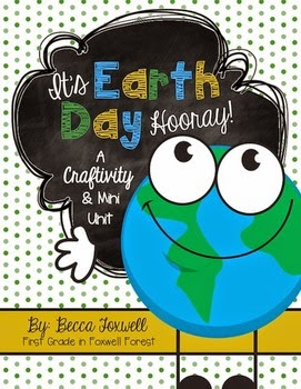 http://www.teacherspayteachers.com/Product/Its-Earth-Day-Hooray-an-Earth-Day-Craftivity-Mini-Unit-1167211