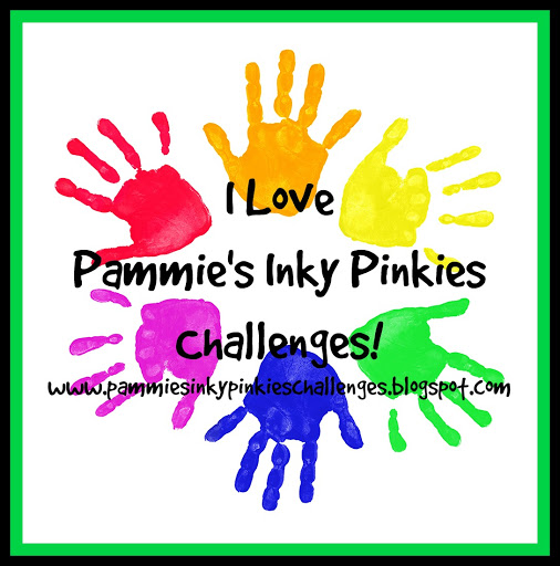 Pammie's Inky Pinkies Challenges!