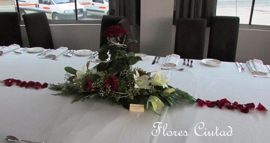 flores ciutad: boda civil