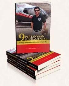buku 9 pertanyaan fundamental heppy trenggono membantu banyak orang