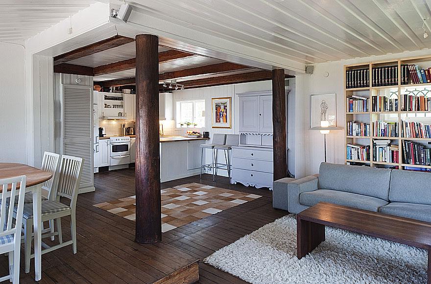 decoracion de interiores cabañas rusticas : decoracion de interiores cabañas rusticas:ESTOCOLMO, REINA DE LAS CABANAS RUSTICAS