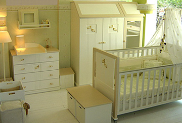 Paint Baby Room on Home And Apartment Designs  Baby Room Paint Ideas