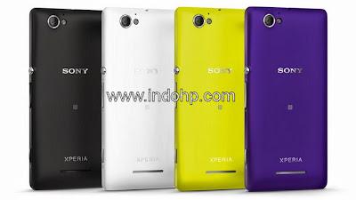 spesifikasi harga Sony Xperia M