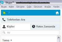 Skype Durum Değiştirme