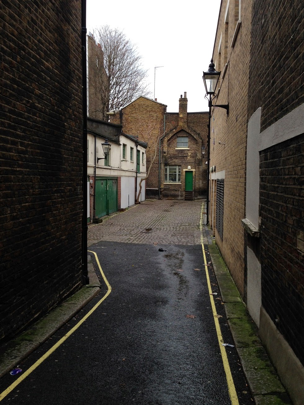 Bott's Mews, London W2