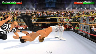Wrestling Revolution 3D v1.530 Mod Apk-screenshot-2