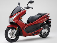2013 Honda PCX150  Scooter pictures 3