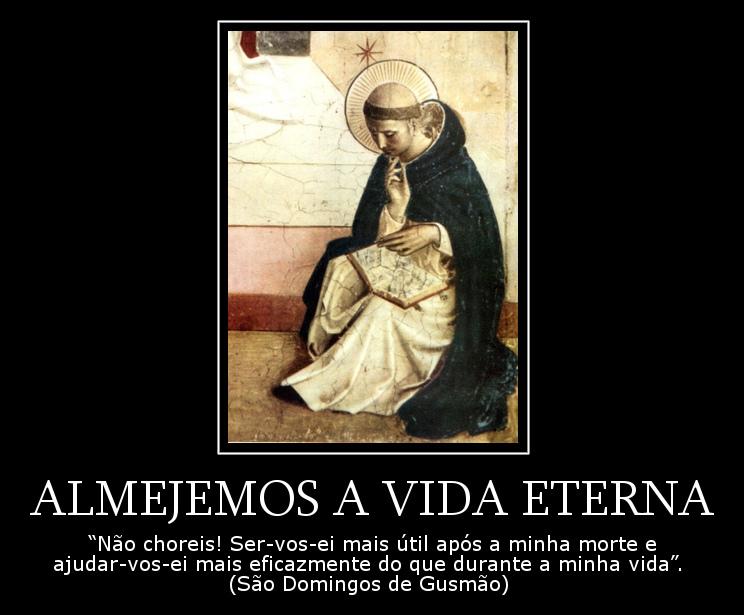 Almejemos A Vida Eterna Frases Dos Santos