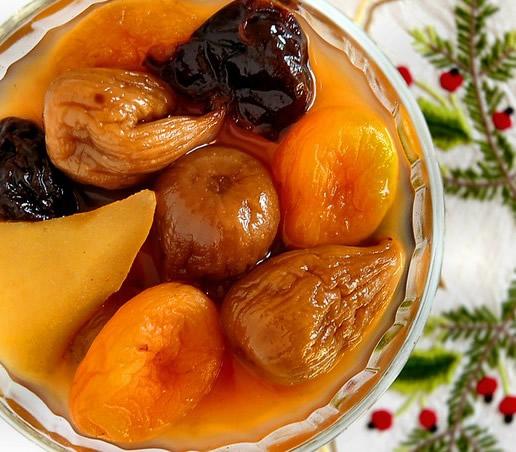 Compota de invierno, recetario digital, la sugerencia del chef, receta de compota, postres