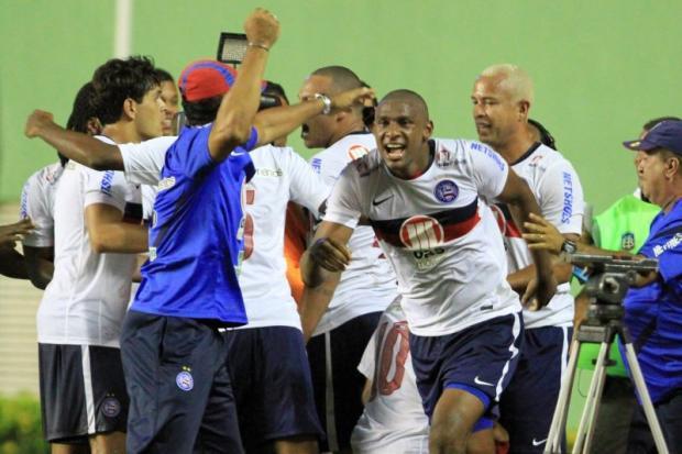 Bahia 1 x 0 Vitória da Conquista