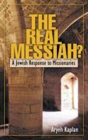 Aryeh-Kaplan-El verdadero Mesías