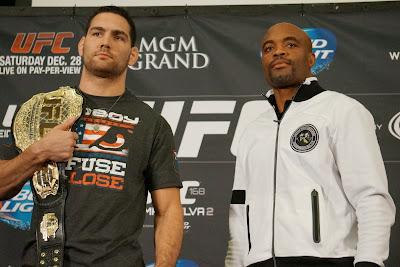 UFC 168 live stream online