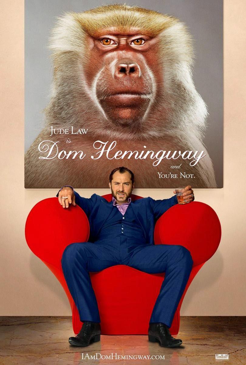Dom Hemingway – DVDRIP LATINO