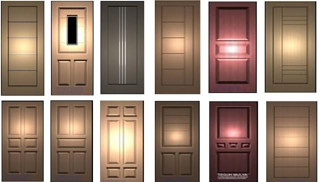 Pintu Rumah Minimalis Modern 2016