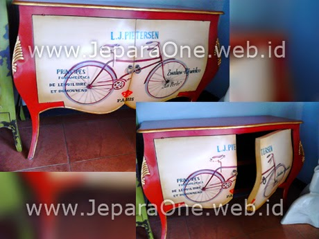 bicycle cabin - filling cabinet JeparaOne