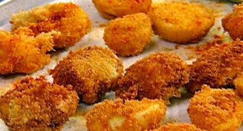 Crispy Egg Fritters