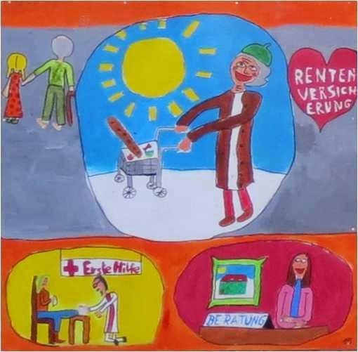 Kindergarten, child, Berlin, rentenversicherung, erste hilfe