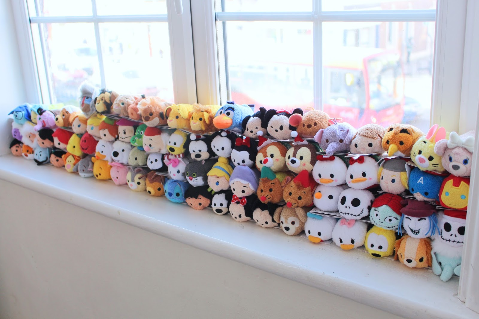 My Squishy Collection Ita : Disney Updated Tsum Tsum Collection Katy s Daily Life