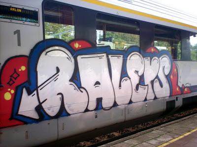 graffiti raler