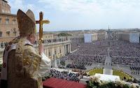 EL PAPA BENEDICTO XVI REALIZÓ EL ÚLTIMO ANGELUS COMO TAL.