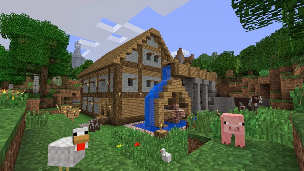 Microsoft Minecraftı satın aldı