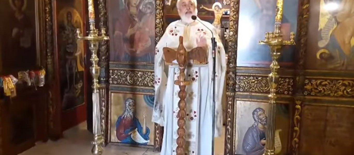Παπα Χρήστος. ΑΞΙΟΣ συνεχιστής του Μακαριστού Χριστόδουλου. Φωνή λαού ΟΡΓΗ Θεού. Ότι λέμε ΟΛΟΙ μας.