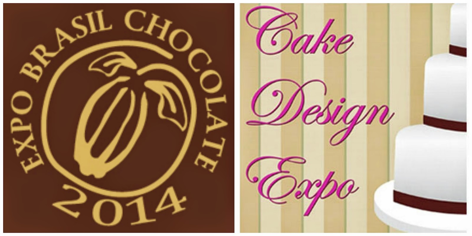Cake Decorating Expo : Brie com Goiabada: Expo Brasil Chocolate 2014, Cake Design ...