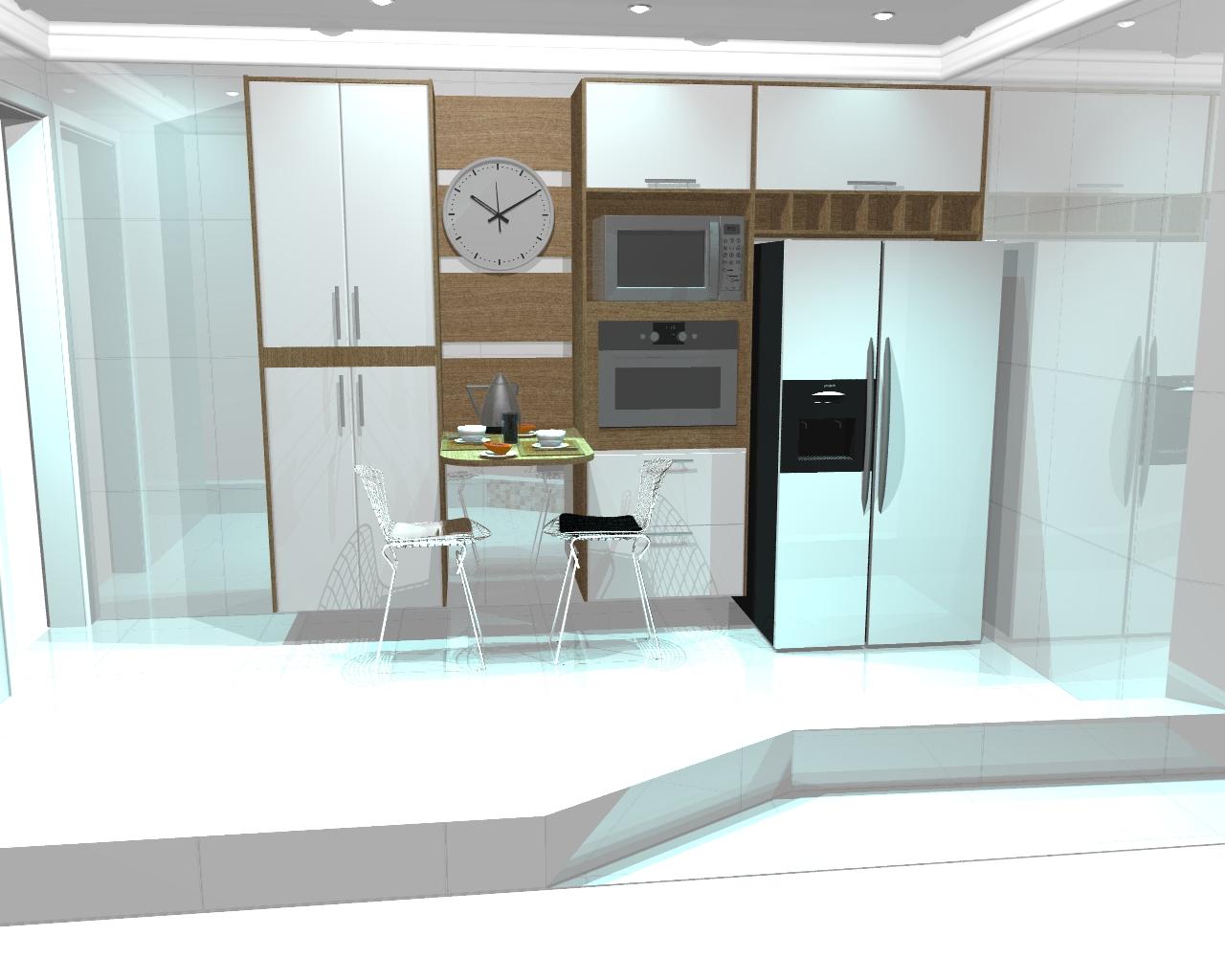 #5D4C35 Misturando moderno com conservador torre paneleiro e bancada para  1280x1024 px Projetos De Cozinhas Planejadas Italinea #709 imagens