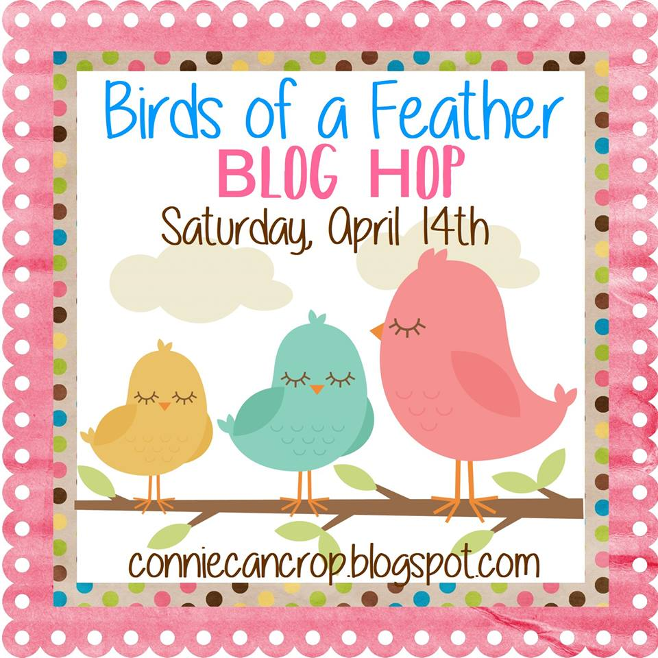 Birds of a Feather Blog Hop