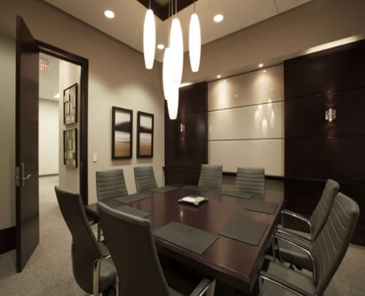 Modern Small Office Meeting Room Design Ideas