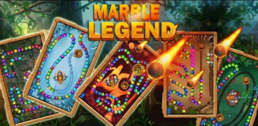 FunBrain Apps - Marble Legend