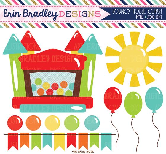 Circular Pergola also Bouncy Castle Clipart Graphics Digital