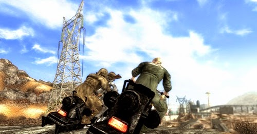how to run faster while over encumbered nv fallout