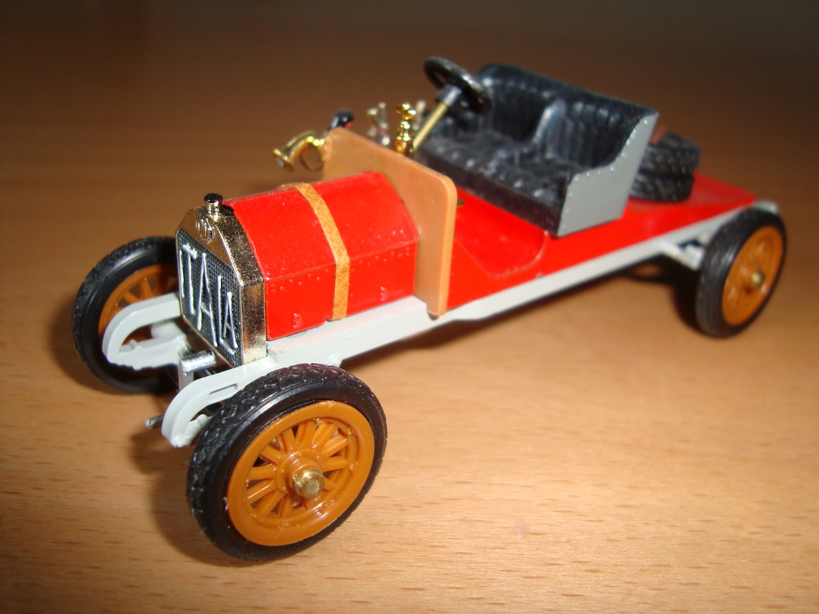 oscar u0026 39 s classic model cars collection  1907 itala 24  40 cv