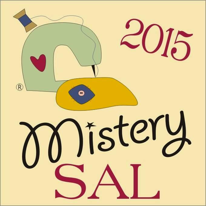 MISTERY SAL 2015