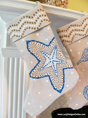coastal starfish stocking