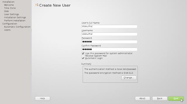Tutorial Instalasi openSUSE 13.1 - Rumah OS - Tempat Belajar dan ...