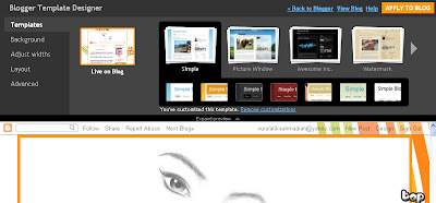 Blog, Blogger, Create A Blog, Cipta Blog, Idea, Tulis Blog, Design Blog