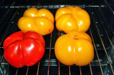 ricetta peperoni al forno