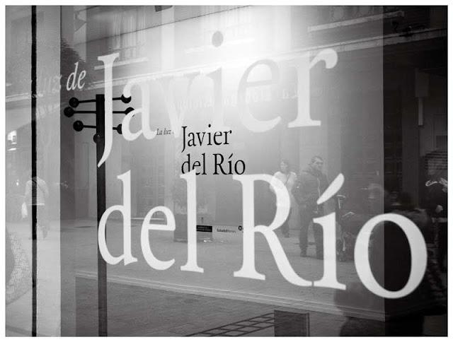 """Fotografía de Pablo Basagoiti de la exposición """"La luz de Javier del Río"""", en Oviedo."""