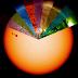 Un mosaico del Sole: video