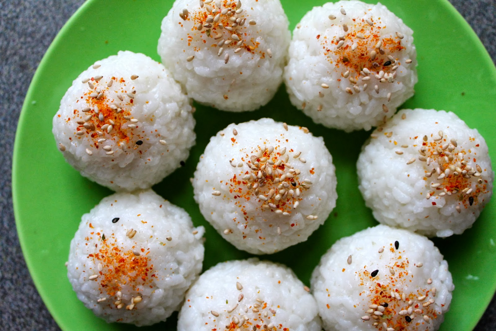 Sketch-Free Eating: Japanese Seasoned Rice Balls (Onigiri!) + Giveaway ...