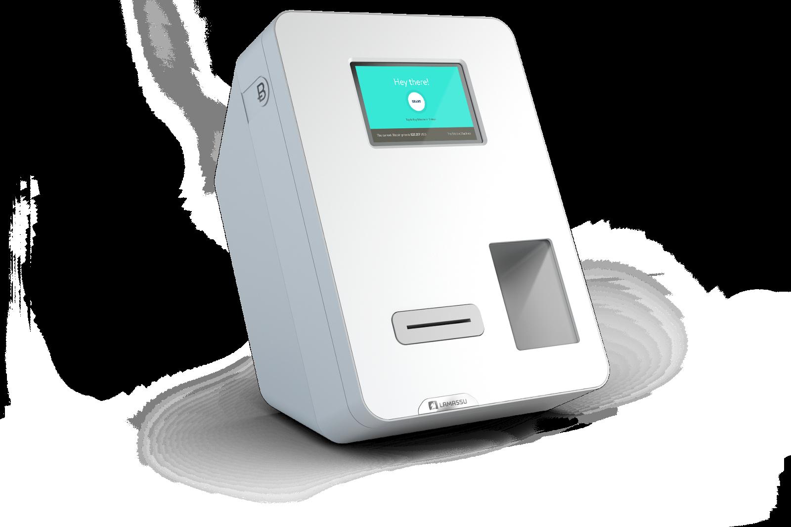 lamassu machine à bitcoin